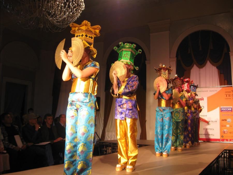 1 фестиваль современного искусства Мода 161
