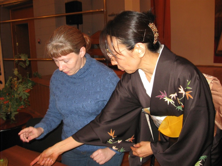 Японские гости-мастера 020