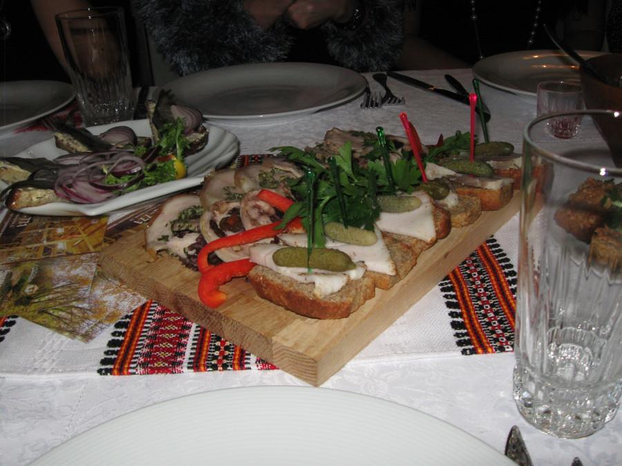 день рождения ресторана Одесса 002
