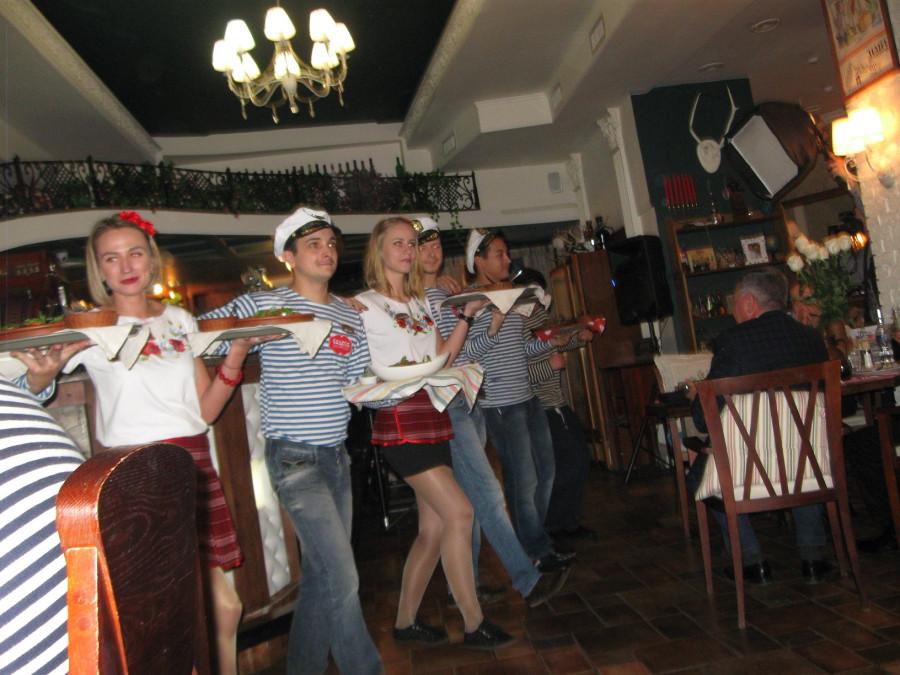 день рождения ресторана Одесса 008