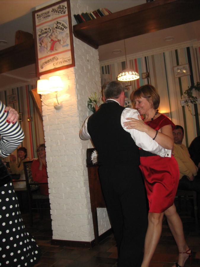день рождения ресторана Одесса 025