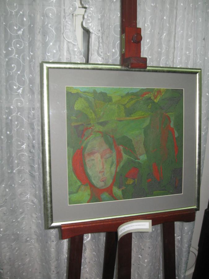 Аня, выставка 001
