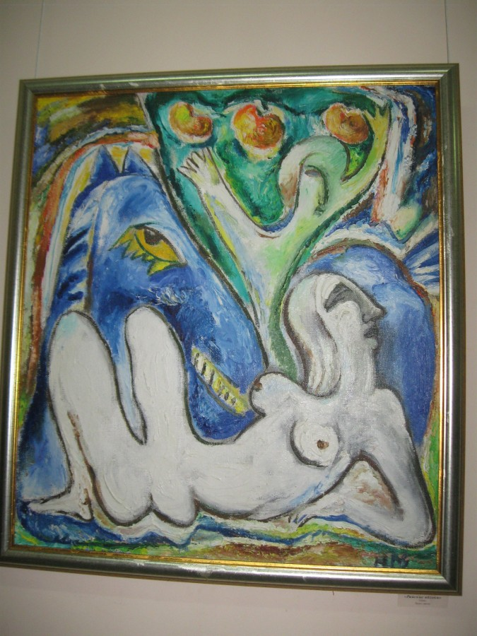выставка Моисеевой 009
