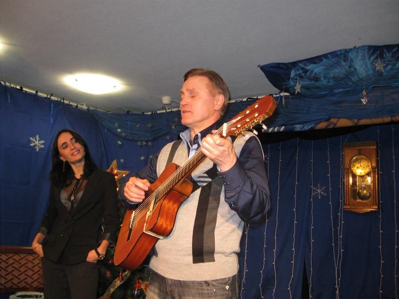 Рождество в Доме Кузнецова и 25 лет Балаганчику 044