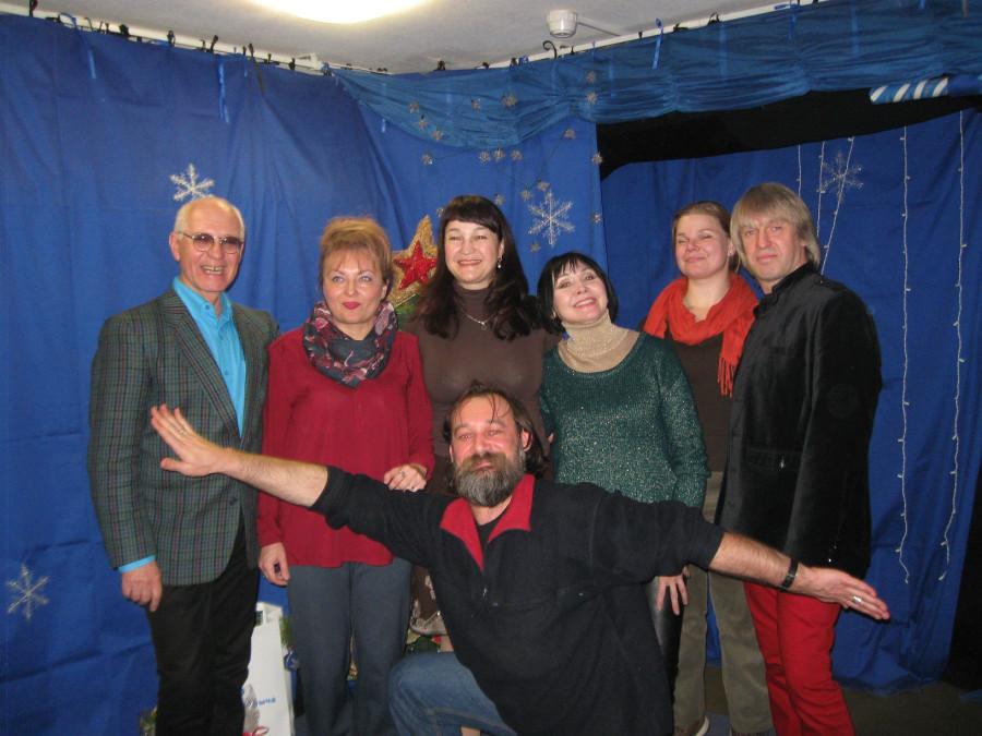 Рождество в Доме Кузнецова и 25 лет Балаганчику 058