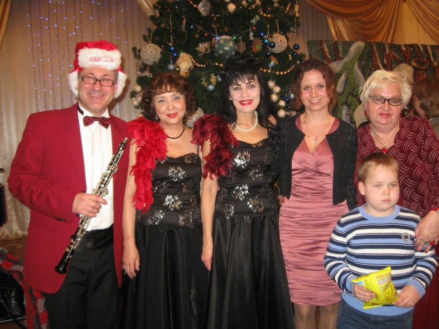 Рождественский концерт 6