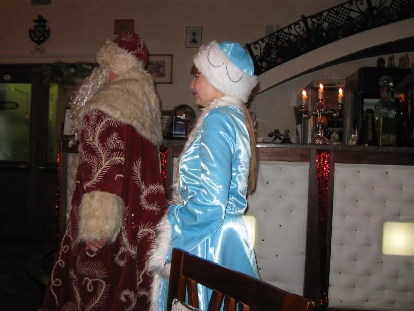Рождество в ресторане Одесса 043