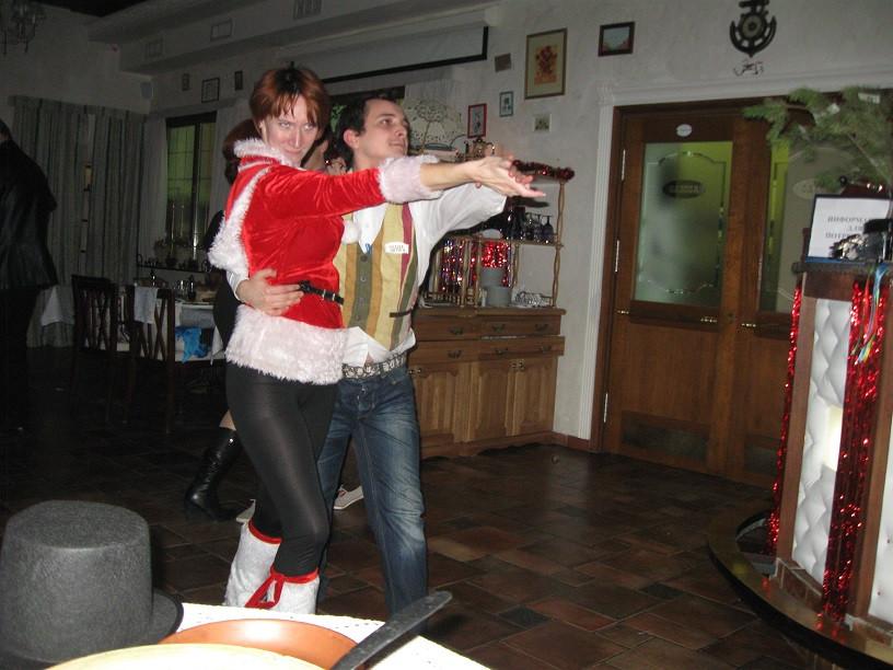 Рождество в ресторане Одесса 058