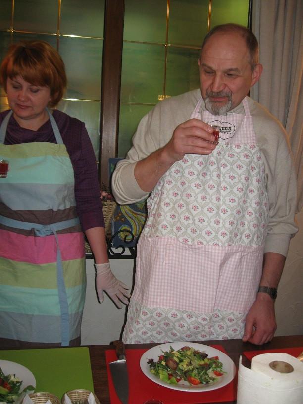 ресторан Одесса, подготовка к Дню Валентина 004