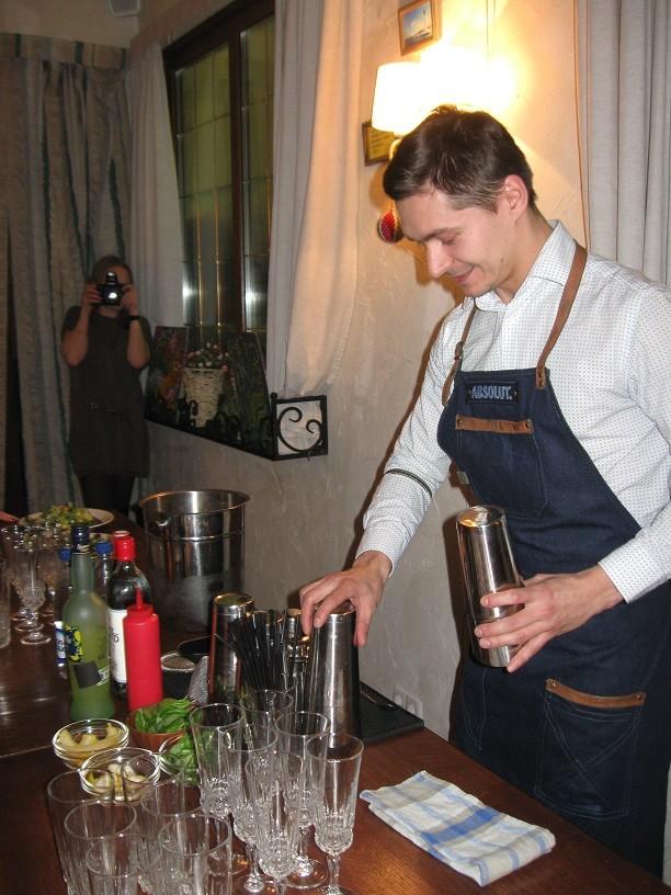 ресторан Одесса, подготовка к Дню Валентина 017