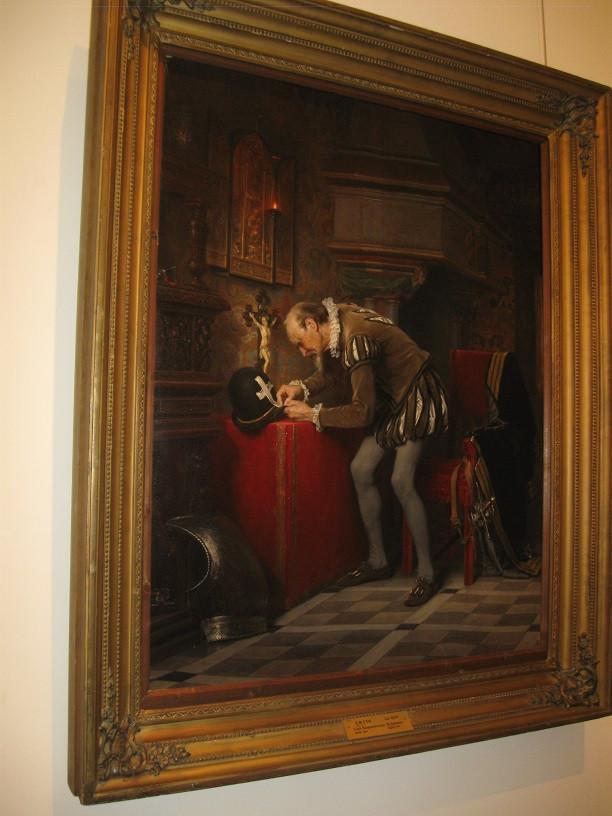 САлонная выставка, Салон о Пушкине 035