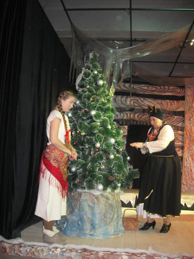 Снегурушка, театр Версия 008