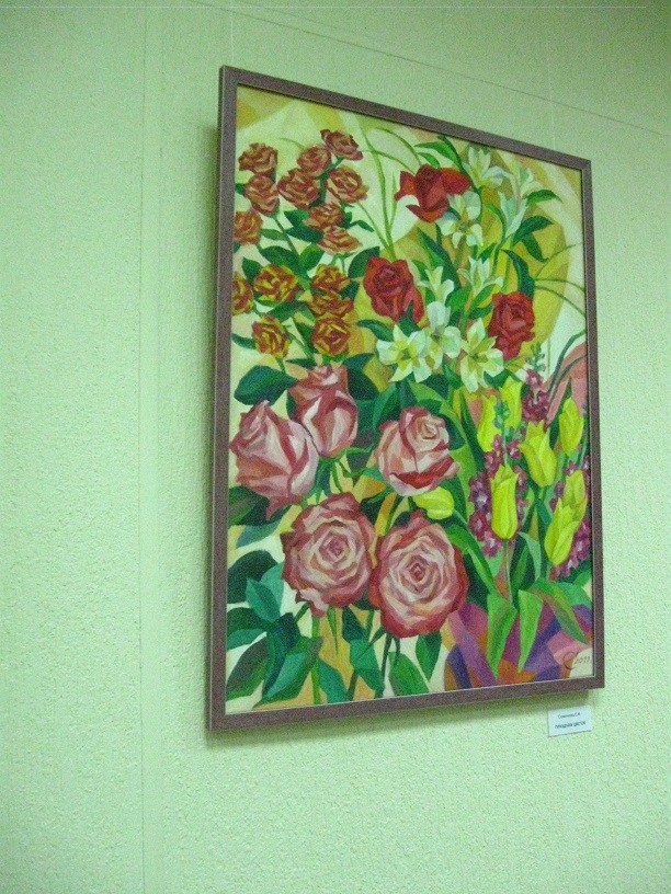 выставка Семенова - Говорова 013
