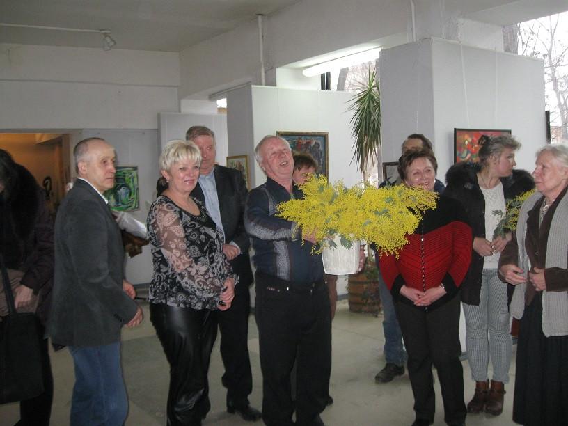 Юбилей Скляренко, выставка из Великого Устюга 061