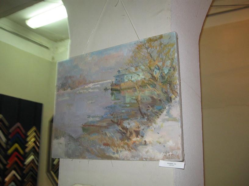 Юбилей Скляренко, выставка из Великого Устюга 083