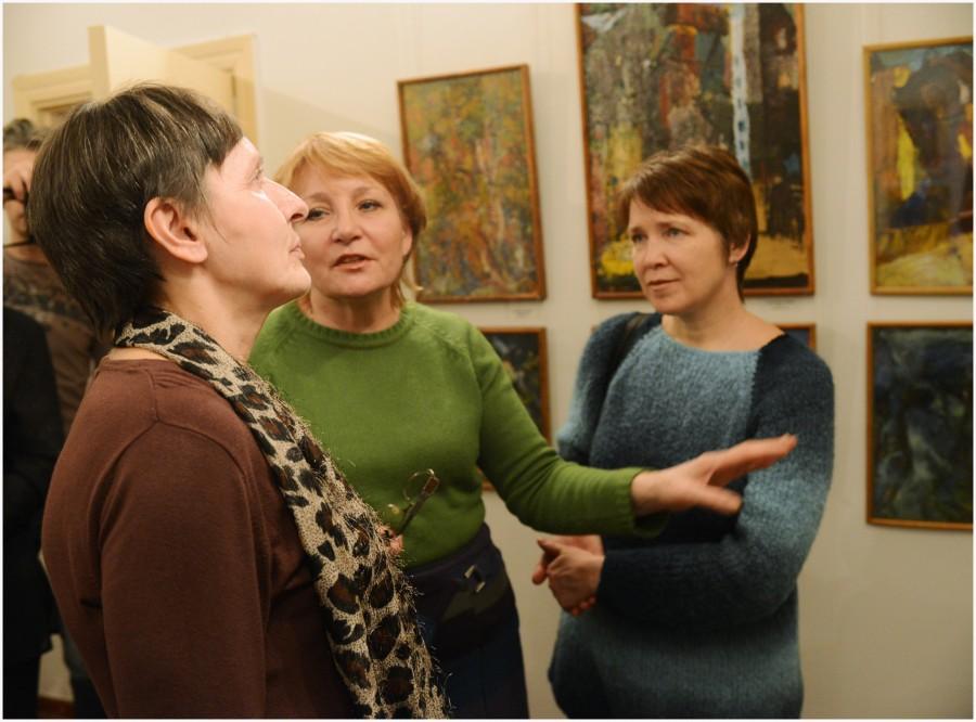 Выставка Арж.Мошниковцы