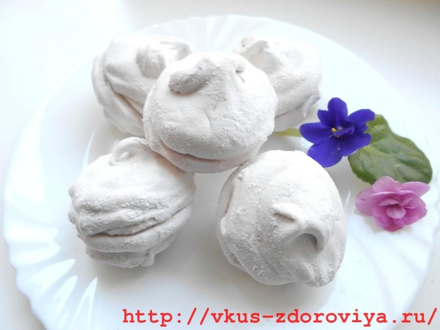 Рецепт с кремовым зефиром