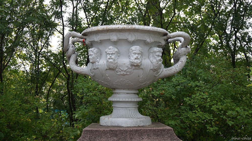 """Собственный сад. Ваза """"Чаша изобилия"""""""
