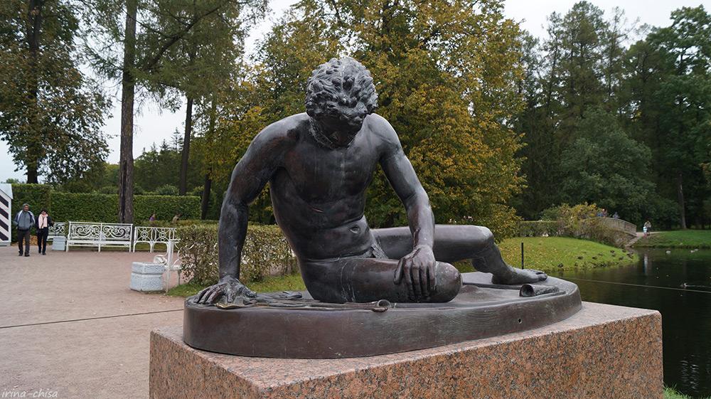 Скульптура «Умирающий галл»