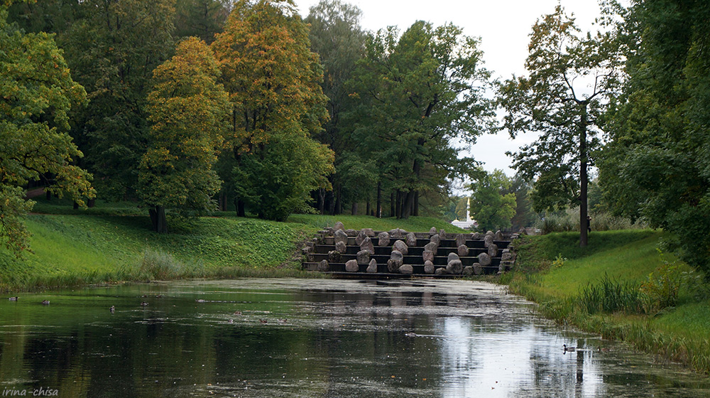 Мост-каскад («Чертов мост»)