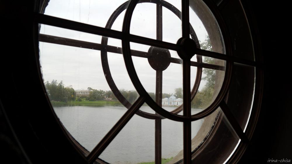 """Вид из ресторана """"Адмиралтейство"""""""