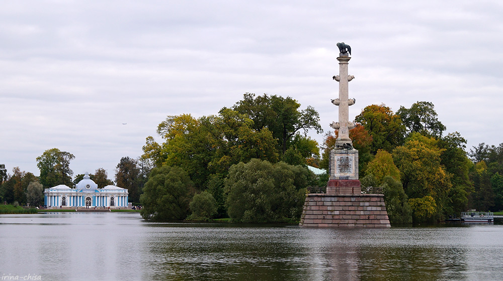 Чесменская (Орловская) колонна
