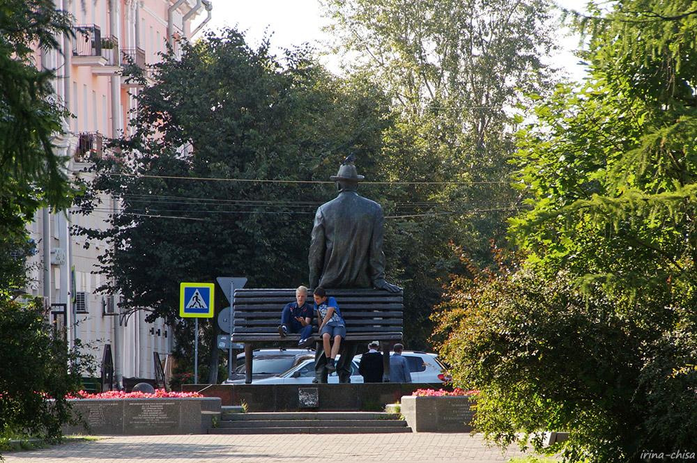 Памятник Рахманинову
