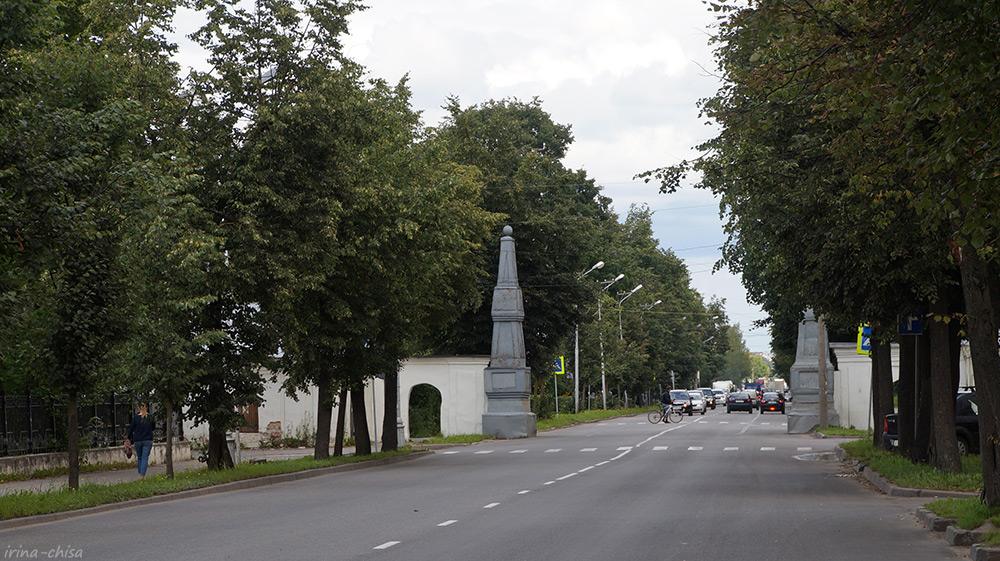 Кордегардия на Московской заставе
