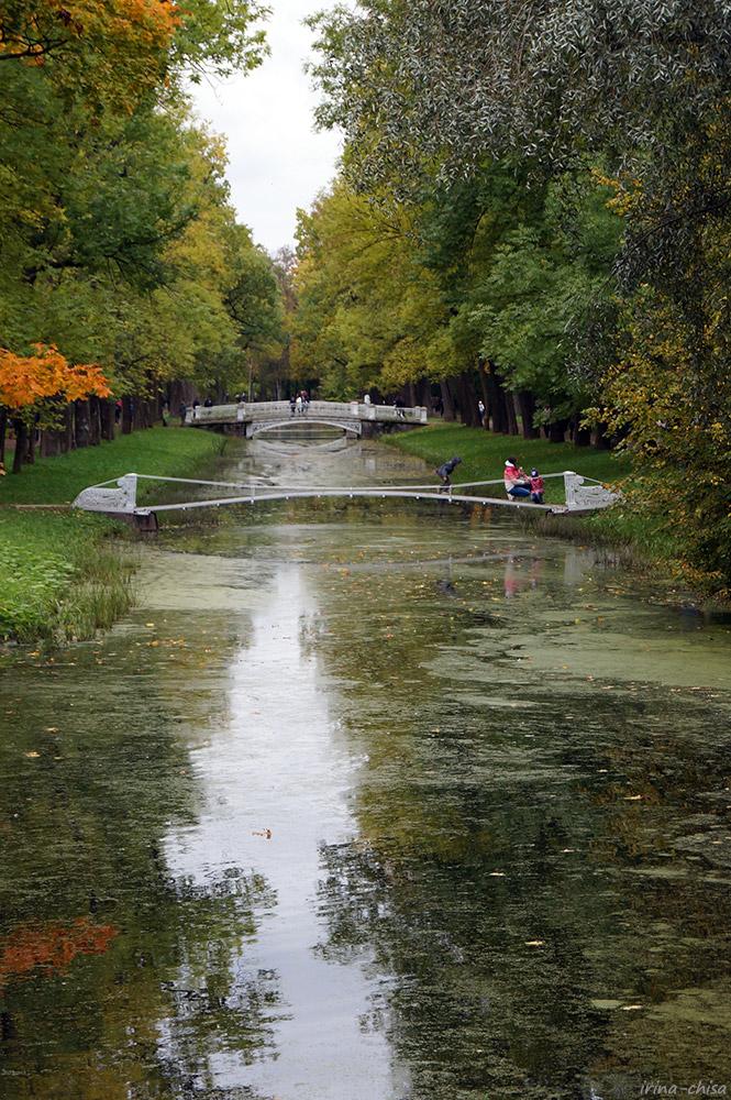 Мосты на Крестовом канале