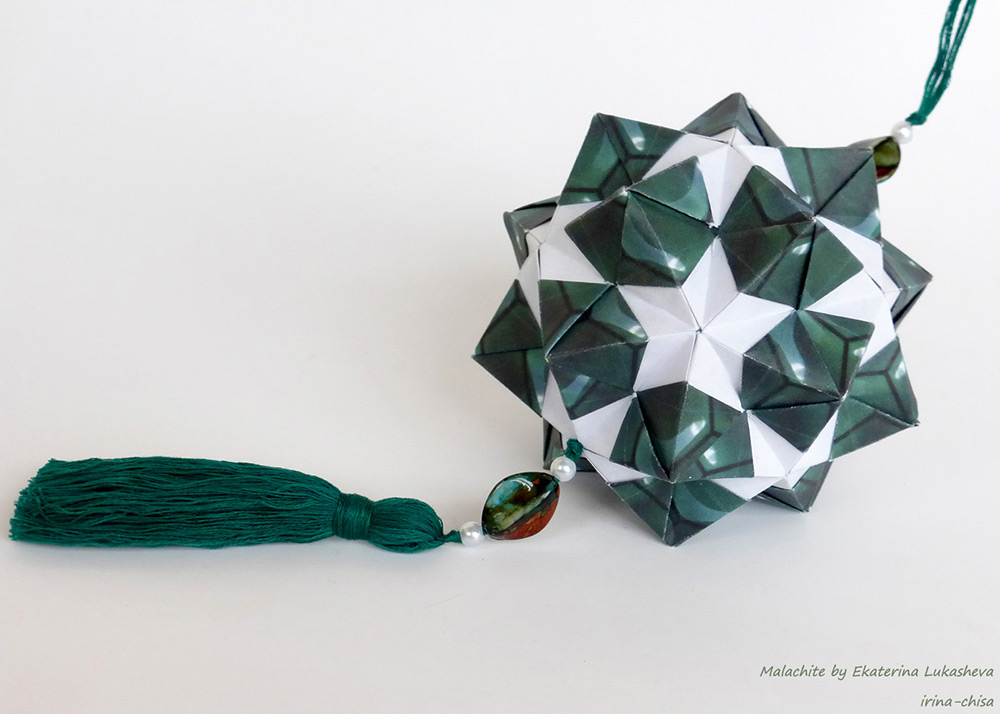 Malachite by Ekaterina Lukasheva