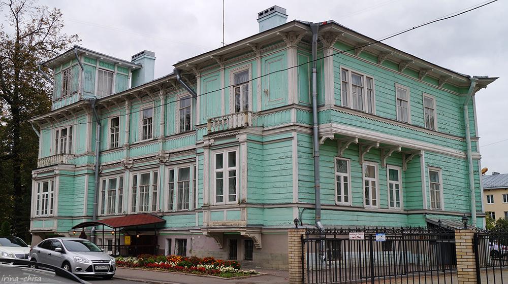Дом Паткуля, 1852г.