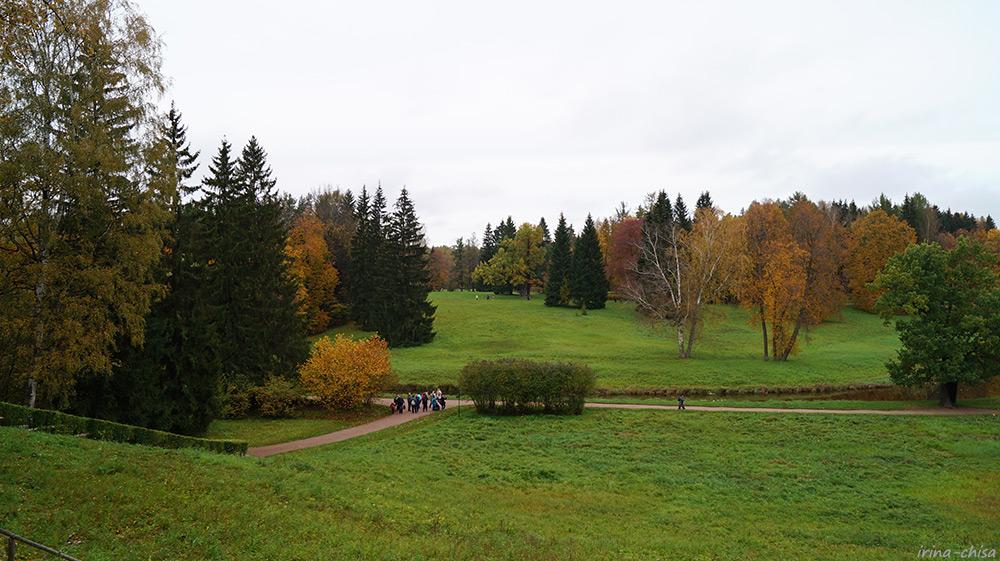 Долина реки Славянки
