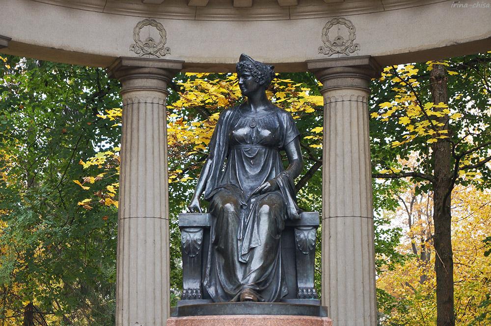 Памятник Императрице Марии Федоровне