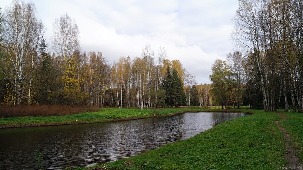 Верхний Круглозальный пруд