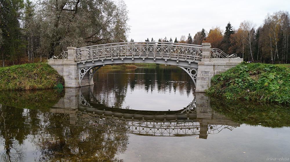 Мост у Большой ванны