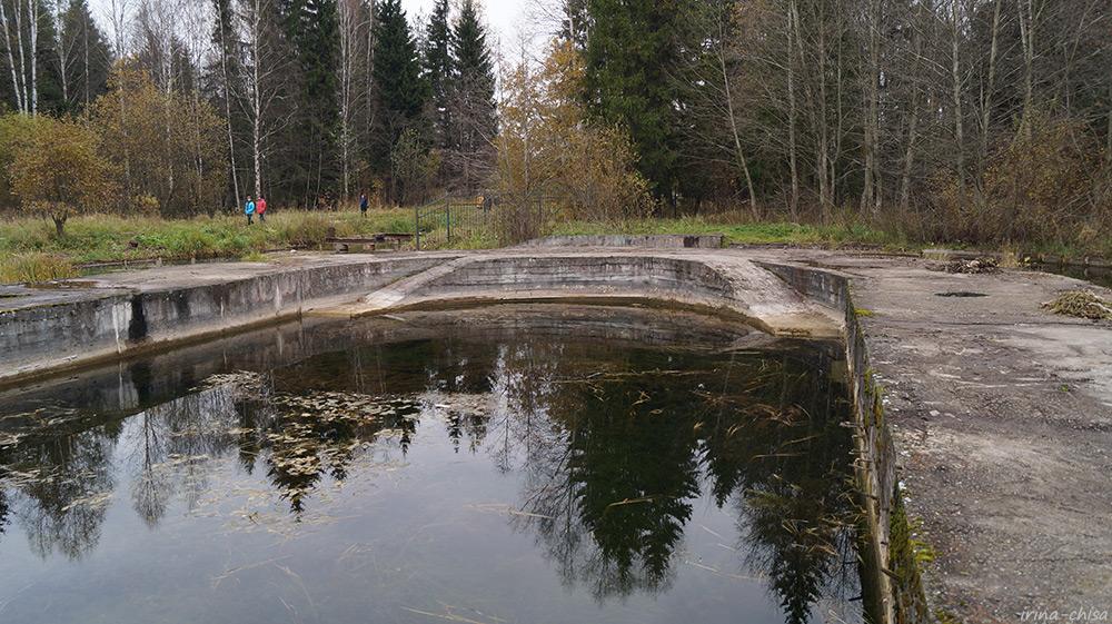 Холодная ванна - Летняя купальня - Малая ванночка
