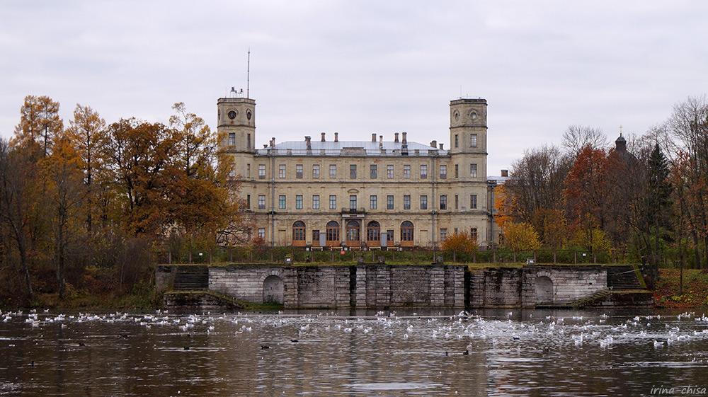 Дворец и Терраса - пристань