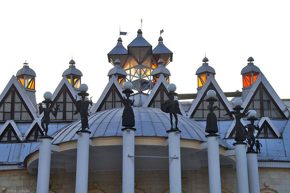 Воронежский государственный театр кукол «Шут»