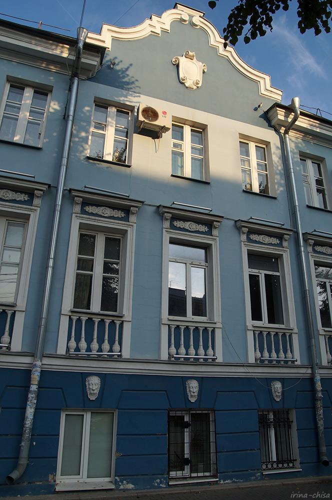Гостиница С.Н. Шванвича