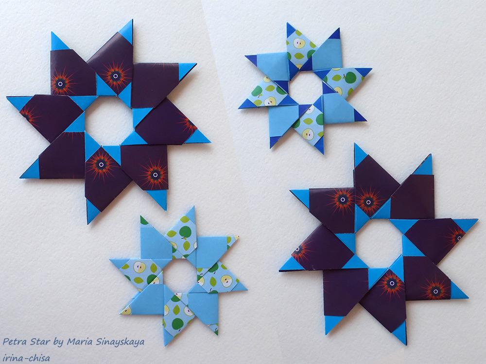 Petra Star by Maria Sinayskaya