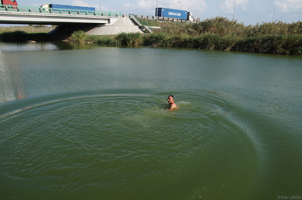 Река Кагальник
