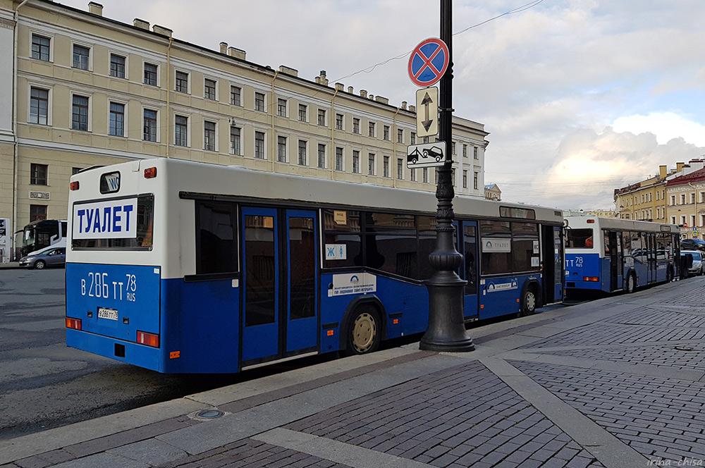 У Дворцовой площади