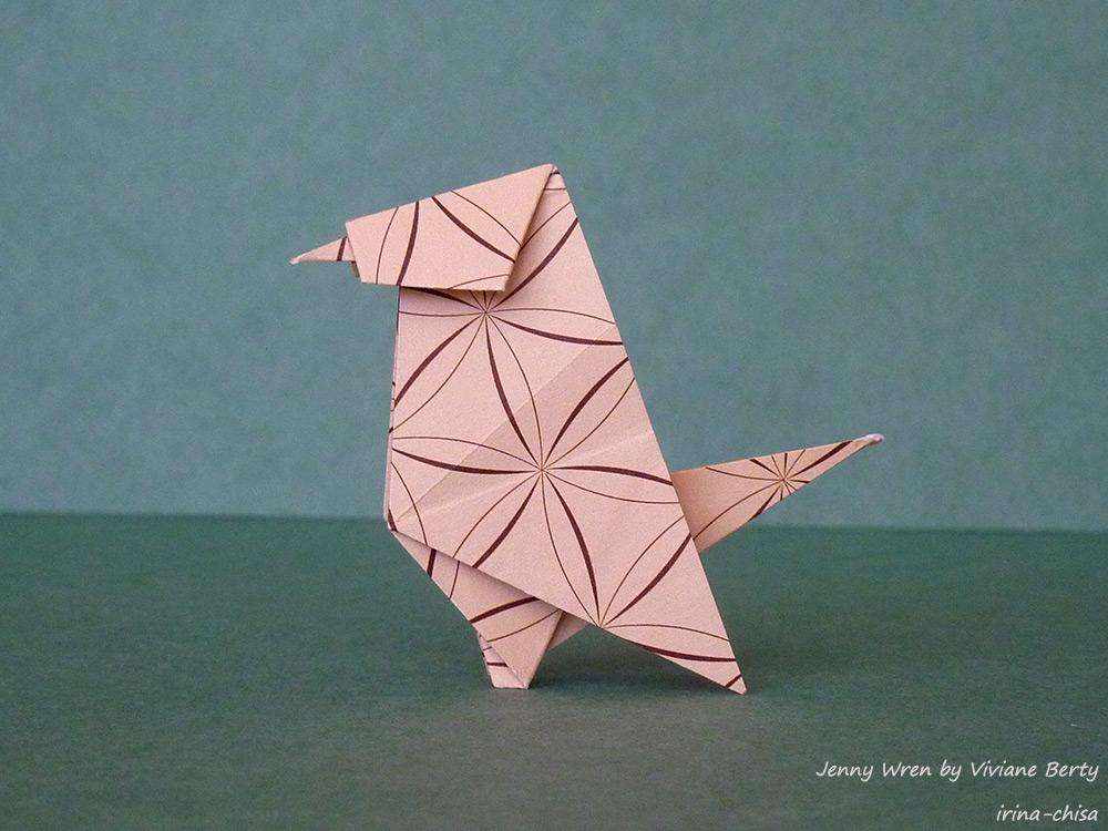 Jenny Wren by Viviane Berty