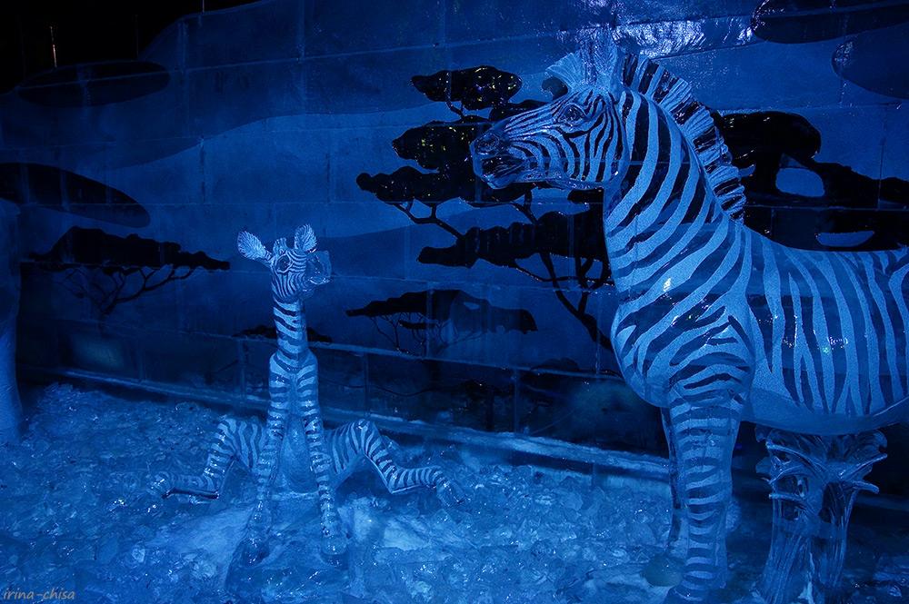 Фестиваль ледовых скульптур  2020