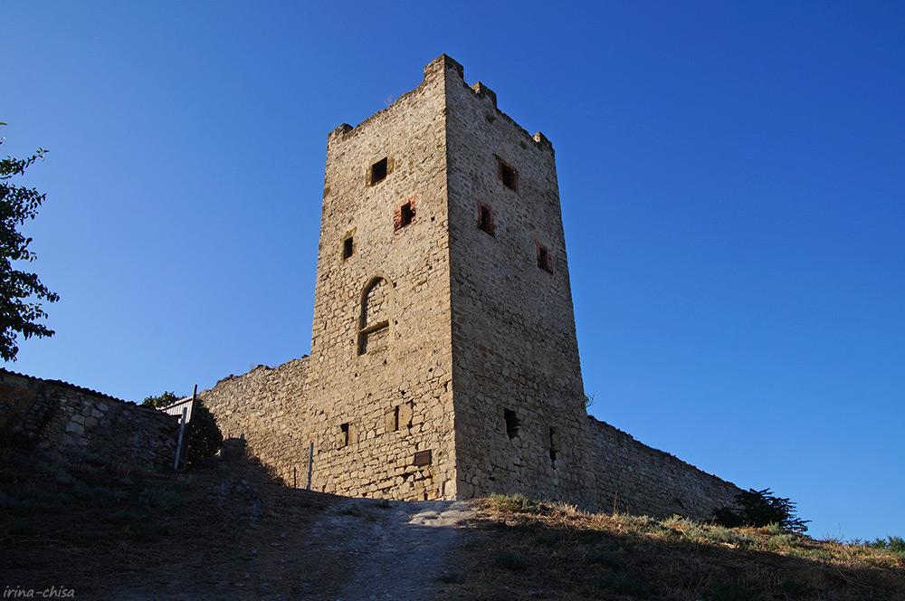 Башня Климента