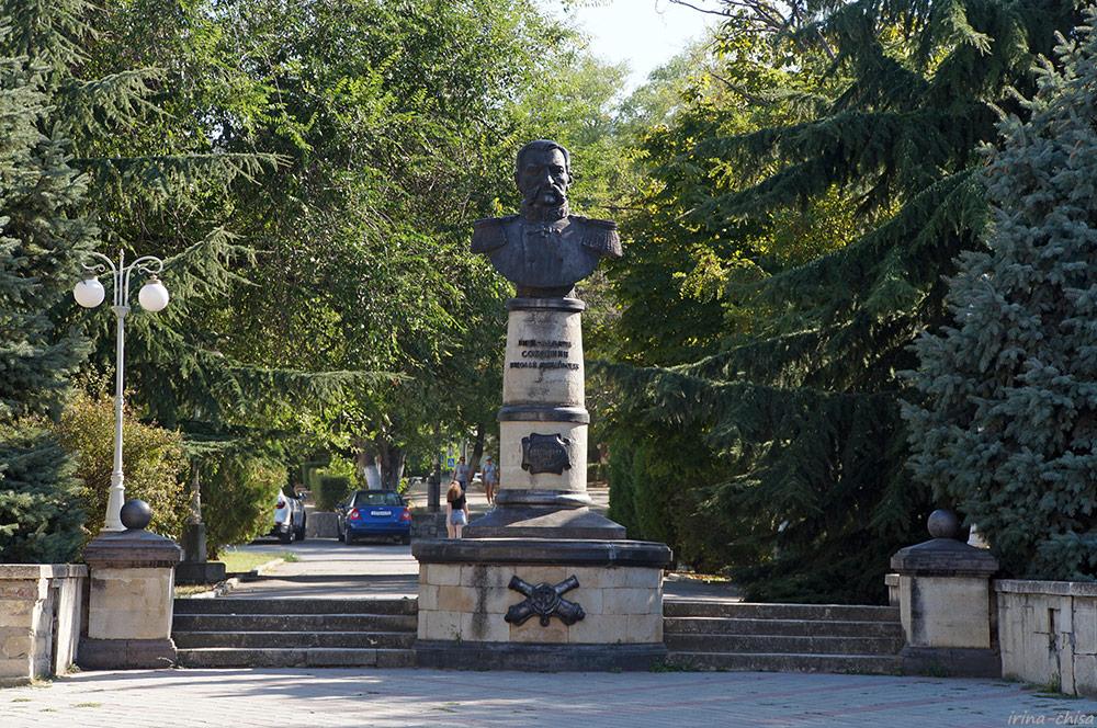 Бюст М. М. Соковнина