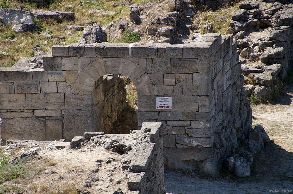 Пантикапейский акрополь