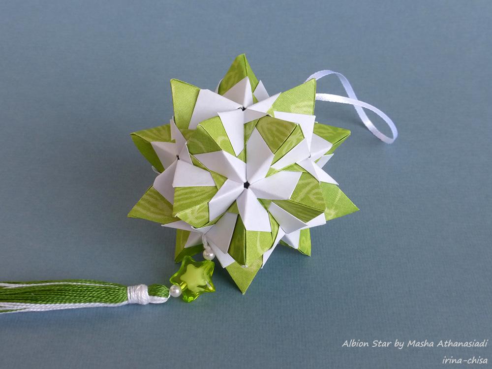 Albion Star by Masha Athanasiadi