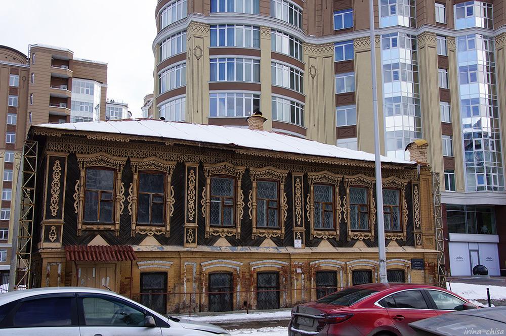 Дом П.М. Флоринского