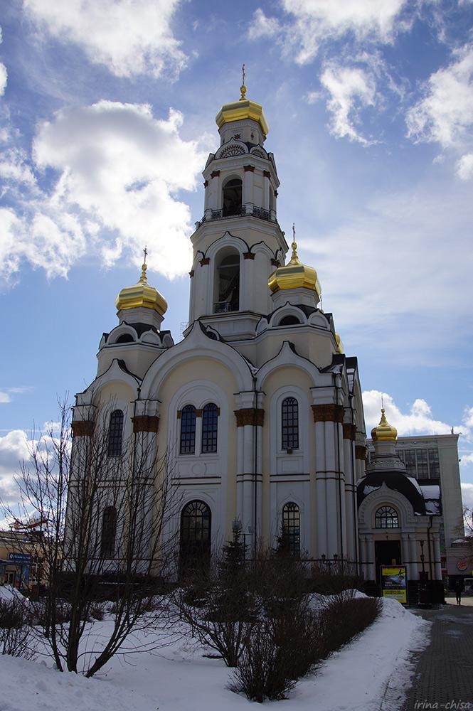 Максимилиановская храм-колокольня «Большой Златоуст»